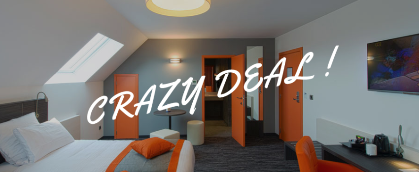 Crazy deal - Orange Hotel