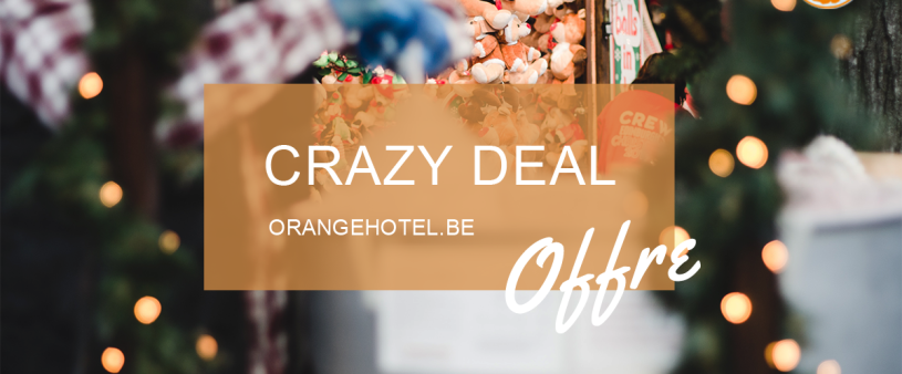 Crazy Deal Orange Hôtel